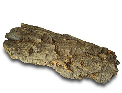 Korkrinde (Naturkork, Zierkork): XL Korkstück, 20 x 50 cm
