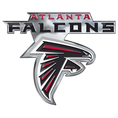 NFL Atlanta Falcons Alternative Color Logo Emblem