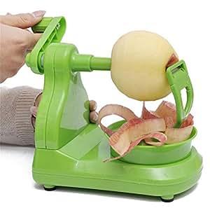 GAMT Hand Crank Apple Peeling Machine Green