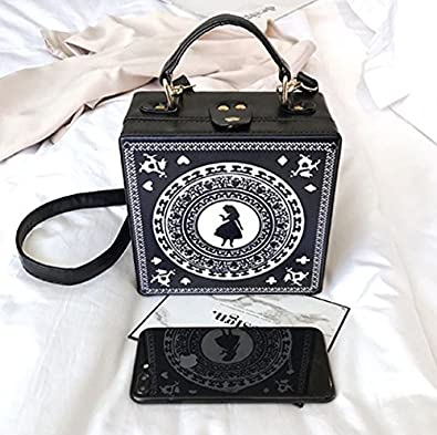 Amazon.com: Nite clóset gótico Monederos y bolsos Lolita ...
