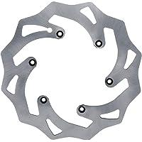 Disco de freno, 260 mm, acero delantero disco