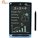 KUPPET LCD Graphic Writing Tablet,Durable Drawing and Writing Board 8.5 inch Gift for Kids Office Writing Board Gift in School,House,Office,Car for Kids, Designer, Teacher, Student Carry Easily