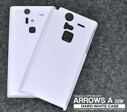 ARROWS A 201F(ホワイト)