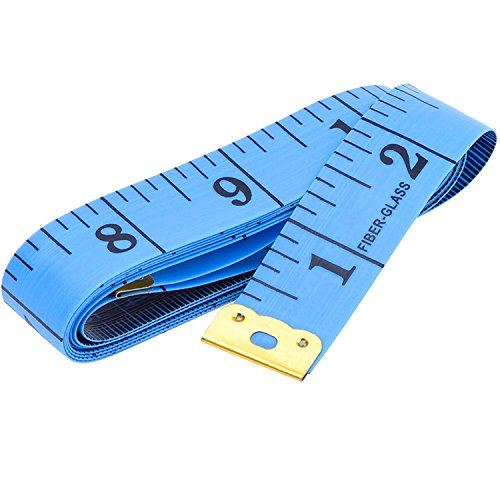 - eBoot Soft Tape Measure for Sewing Tailor Cloth Ruler (Blue)