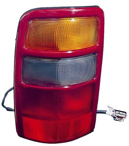 Depo 335-1902R-ASD Chevrolet//GMC Passenger Side Replacement Taillight Assembly