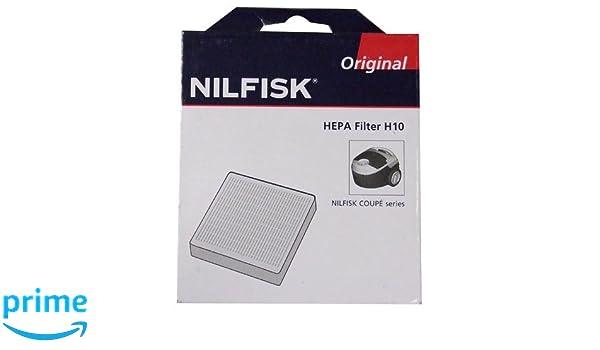 NILFISK ADVANCE 78601000 - Filtro HEPA T H10 (parqué ...