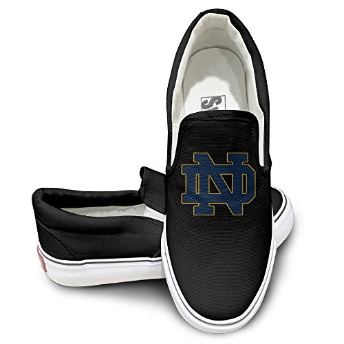 tayc-university-of-notre-dame-fancy-shoe-black
