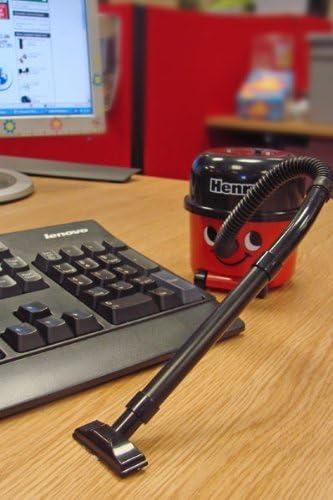 Henry bureau vide-Mini Aspirateur pour bureaux et claviers d/'ordinateur