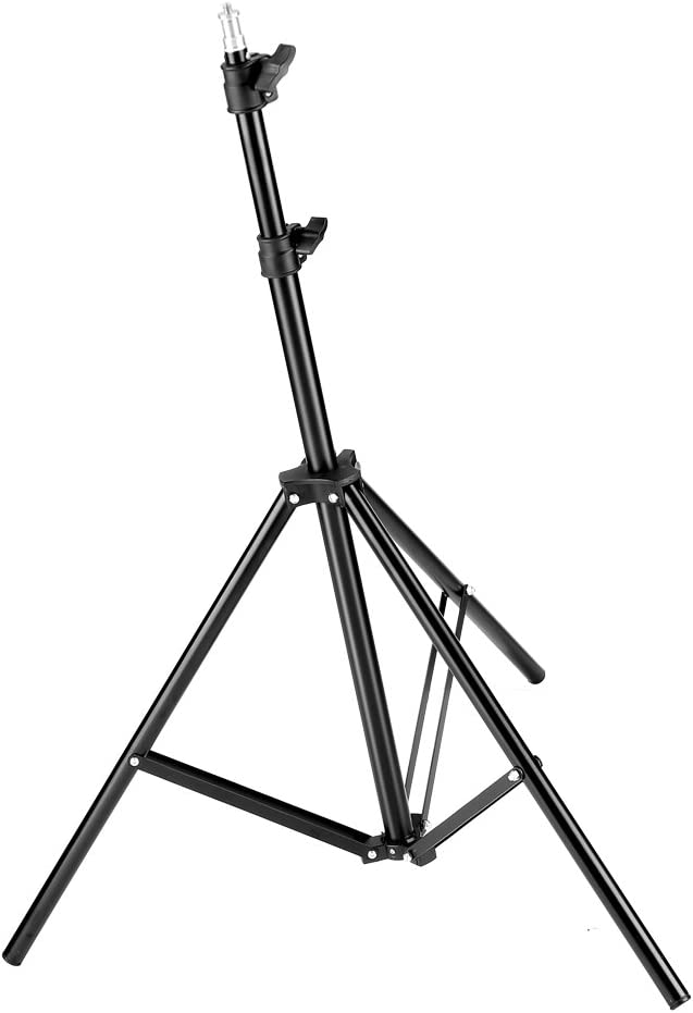 Regenschirme Softboxen Lichter Hintergr/ünde Neewer 190 cm Foto-Lichtst/änder f/ür Relfektoren