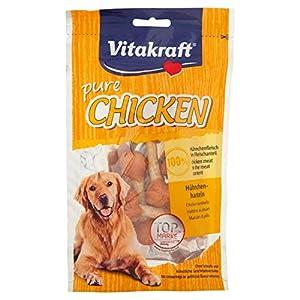 Vitakraft 1571260031 – Snack muslitos de Pollo 100% Naturales para Perros 80 gr