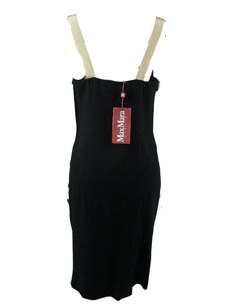 Amazon Max Mara Studio Cocktail Little Black Dress 10 Clothing