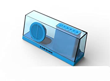 Altavoces Bluetooth inalámbrico SARDINE Transparente Dumb ...