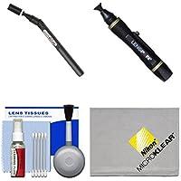 Lenspen SensorKlear II SENSOR Cleaning Pen with Kit for Nikon D3200, D3300, D5200, D5300, D7000, D7100, D610, D800, D810, D4s DSLR Cameras