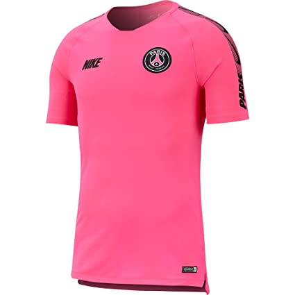 a9c11ac225fe6a Amazon.com   Nike 2018-2019 PSG Squad Training Football Soccer T ...
