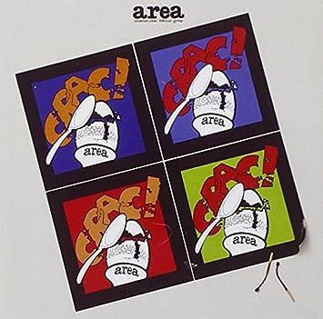 Crac by AREA : AREA: Amazon.fr: Musique