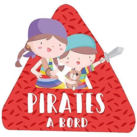 Super nens a bord català - Bebé a bordo triángulo para coche ...