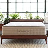 DreamCloud Queen Mattress - Luxury Hybrid Mattress with 6 Premium Layers - CertiPUR-US Certified - 180 Night Home Trial - Everlong Warranty