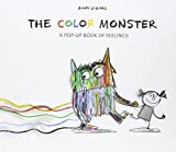 Image of The Color Monster: A Pop-Up Book of Feelings