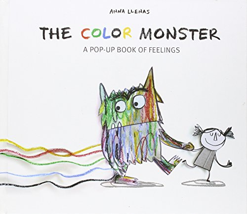 The Color Monster: A Pop-Up Book of Feelings (Colors And Emotions compare prices)