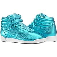 Reebok Freestyle Hi Metallic Women's Shoes