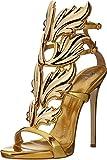 Giuseppe Zanotti Women's E70006 Shooting Oro Sandal