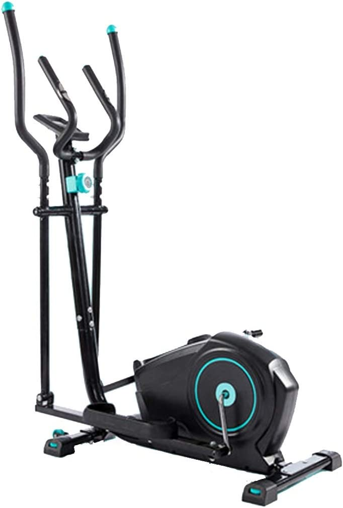 YHM Bicicleta elíptica, elípticas con bidireccional Rodillo, fácil ...