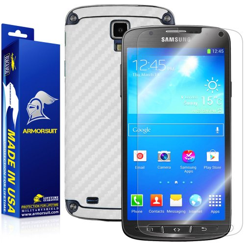 galaxy s4 active case carbon - 3