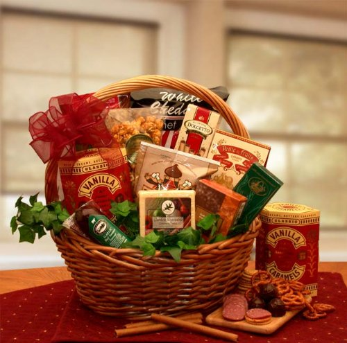 The Ultimate Snackers Gift Basket by The Gift Basket Gallery