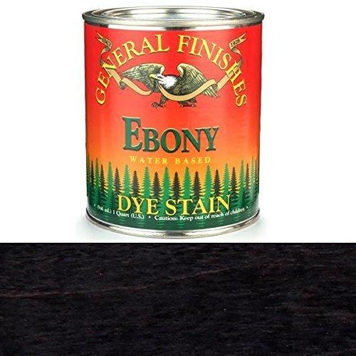 general-finishes-dqe-water-based-dye-1-quart-ebony