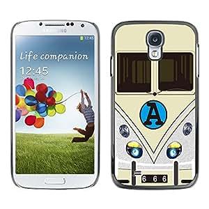 Dragon Case - FOR Samsung Galaxy S4 - Sun above always shines - Caja protectora de pl??stico duro de la cubierta Dise?¡Ào Slim Fit