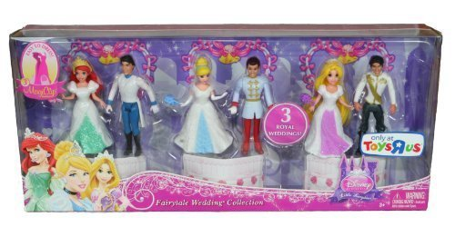 Disney Princess Fairytale Wedding Collection by Mattel (Stores In Eugene Or)