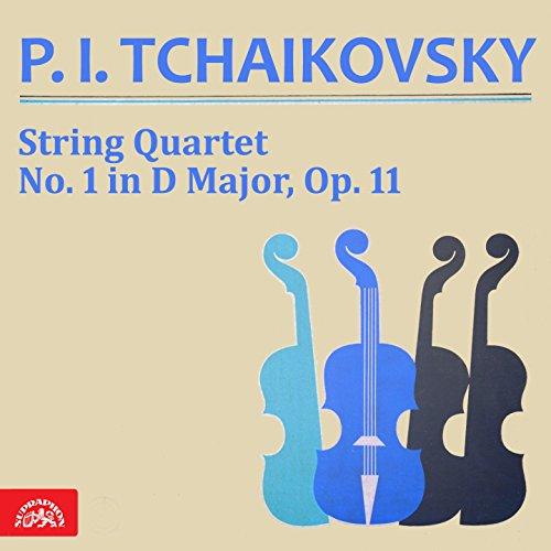 Tchaikovsky: String Quartet No. 1 in D Major, Op. 11 (Tchaikovsky String Quartet No 1 In D Major)