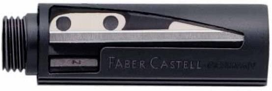 Faber-Castell 188664 Replacement Sharpener for Perfect Pencil one Piece