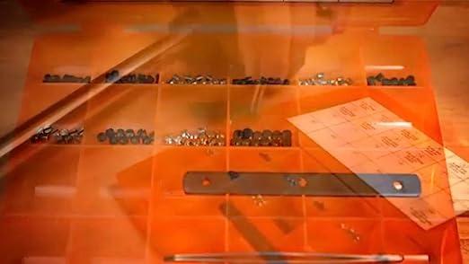 46pc PACHMAYR MASTER GUNSMITHING SCREW SET 23 COMMON SCREWS//PLUGS SCOPE//BASE @@