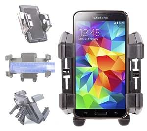 DURAGADGET Afijo Para Ventilación Con Abrazadera Para Samsung Galaxy S5 SM-G900F/K Zoom