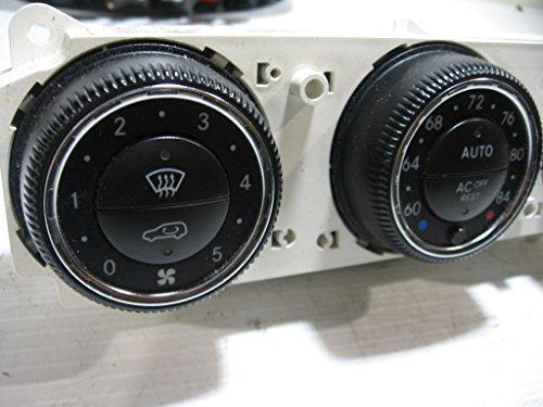 Control Climate Mercedes Benz (1638205689 W163 ML320 ML350 ML500 Mercedes Benz Climate Control Heater A/C dash unit module Temperature 02-05)