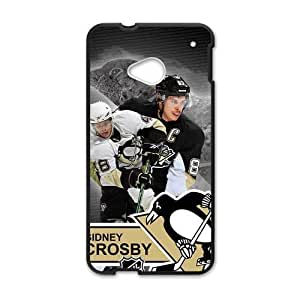 NHL Sidney crosby Cell Phone Case for HTC One M7