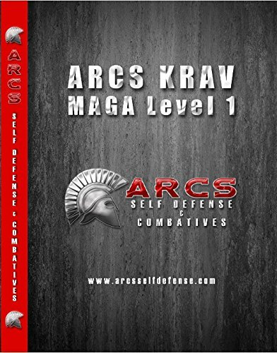 Jeremy Haas Set of 3 ARCS Krav Maga DVD Videos