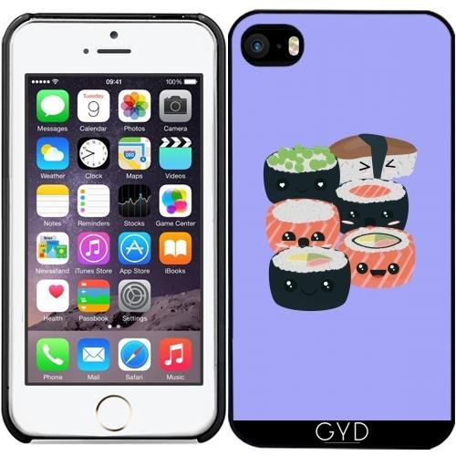 Coque pour Iphone SE - Ensemble De Sushi Drôle by ilovecotton