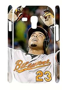 Handsome Player High Impact Samsung Galaxy S3 Mini I8200 Phone Case by icecream design