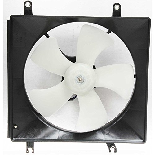 Radiator Fan Assembly for Honda Accord 94-97 PRELUDE 97-01 2.2L -