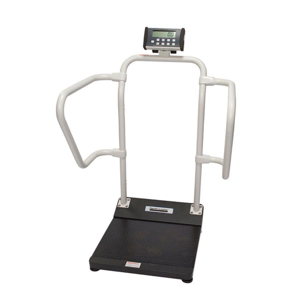 Health O Meter 1100KL Digital Patient Scale, Capacity 1000 lbs., Platform Dimension 15-3/4'' x 22'' by Health o meter (Image #1)