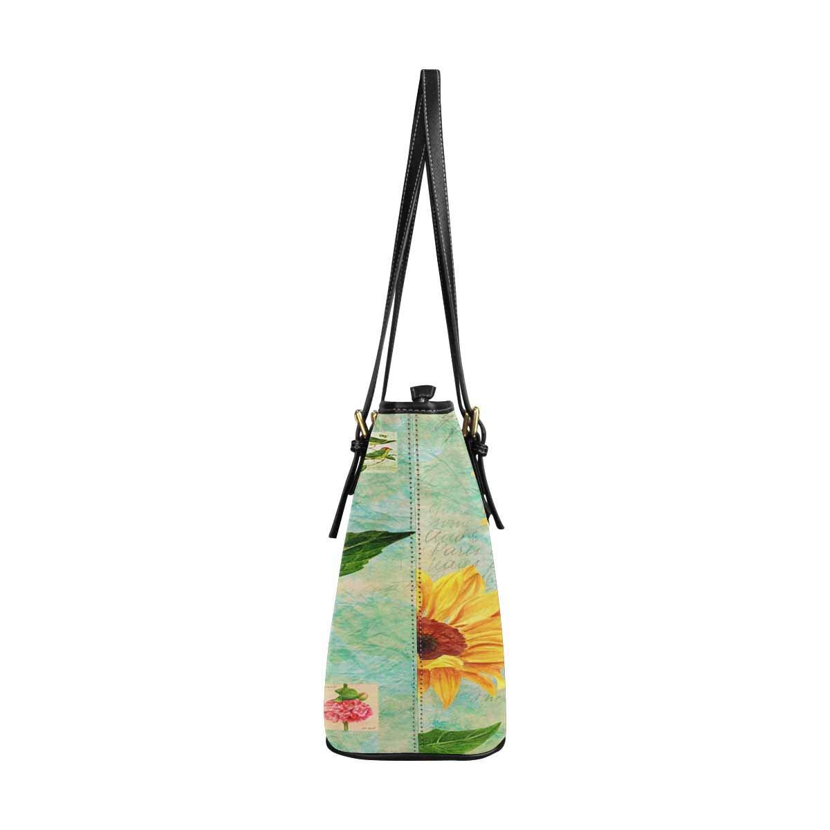 InterestPrint Top Handle Satchel HandBags Shoulder Bags Tote Bags Purse Golden Yellow Watercolor