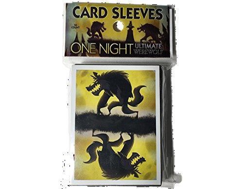 One Night/Werewords Card Sleeves