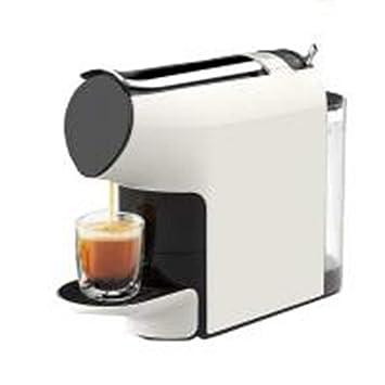 Cápsula de máquina de café automática Capacidad de tanque de agua de 1200 vatios 580 Ml (blanco): Amazon.es: Hogar