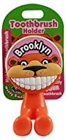 "John Hinde My Name ""Brooklyn"" Toothbrush Holders"