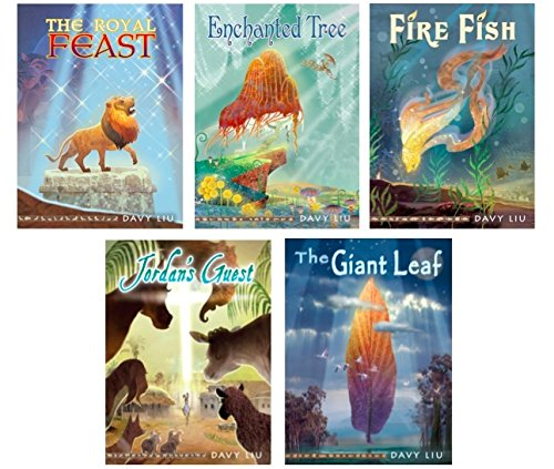 The Invisible Tails Series Complete Set (5 Books) by GEG