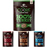 Core Raw Protein Snack Packs: Includes 100% Freeze...
