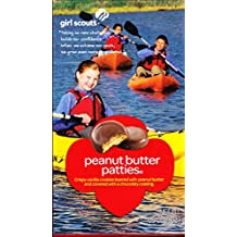 Girl Scout Peanut Butter Patties Cookies (6.5 Ounce Box)