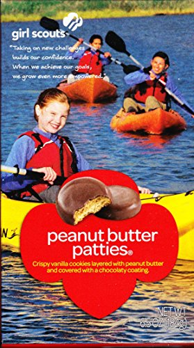 (Girl Scout Peanut Butter Patties Cookies (6.5 Ounce Box))